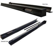 HONDA CIVIC EG 92-95 3DR ZERO STYLE SIDE SKIRTS PLASTIC - CARBON CULTURE BRAND