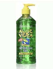 Fruit Of The Earth Aloe Vera. 20oz New, Soothes & Cools.