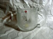 NEW  iittala of FINLAND  Krouvi 50cl Beer Mug Cup