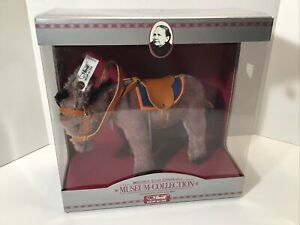 Steiff 1924 Replica Donkey- Museum Collection 1988 Genuine Limited edition Rare