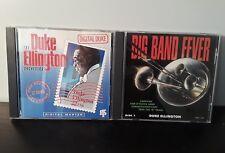 Lot of 2 Duke Ellington CDs: Big Band Fever, Digital Duke