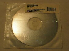 Windows XP Professional English CD disc w/ Product Key only operating system
