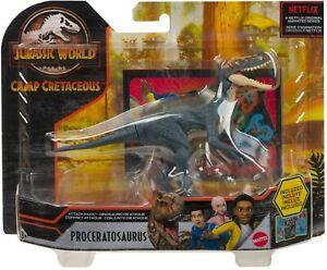 Jurassic World Attack Pack Proceratosaus - Camp Cretaceous Dinosaur Toy