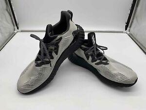 Adidas AlphaBoost Black/White Sneaker - Size 14