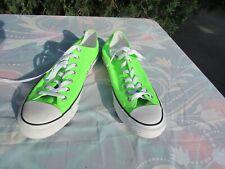 Men's Converse 15 D Green & White Shoes
