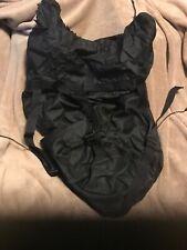 Stuff Sack Compression Military Bag Med Size Black #125