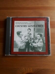 The Country Gentlemen - Country Songs, Old and New CD