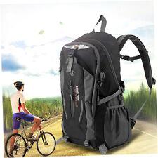 Mountaineering 40L Water Nylon Shoulder Bag Unisex Travel Hiking Backpack PN