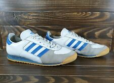 Details about Vintage Adidas Cyclo Tourisme 70s Shoes Size 8 Made In Romania RARE