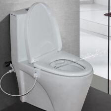 Fresh Water Spray Non-Electric Bidet Bathroom Toilet Seat Attachment Shattaf Kit