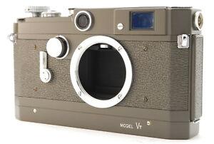 [B V.Good]Canon Model VT Olive 35mm Rangefinder Film Camera Leica L39 JAPAN 6661