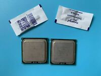 Lot of 2 Intel QUAD-CORE Xeon X5365 3.00GHz/8M/1333 Quad-Core Processor SLAED