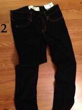 HOLLISTER 15 PIECE JEANS & SHORTS SIZE 0, 00! GOOD DEAL! SEE DESCRIPTION.