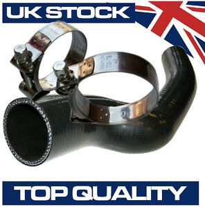 FORD MONDEO - EGR to INTERCOOLER SILICONE HOSE 2.0 2.2 TDCi MK3 2S7Q-6N696-AA Bk