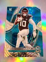 Laviska Shenault Jr Jaguars 2020 Spectra football Disco Prizm rookie card