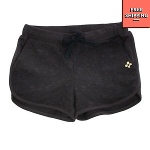 STREET CALLED MADISON Sweat Shorts Size 8Y / 128CM Lace Front Drawstring Waist