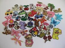Fabric Embellishments for Cardmaking, Scapbooking, Needlework, Arts & Crafts