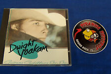 Dwight Yoakam Guitars Cadillacs Etc Etc West Germany Country CD Piranha Records