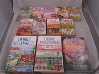 Debbie Macomber Novel Book Collection of 12 Books HC & Paperbacks