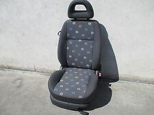 Beifahrersitz vorne VW Lupo 6X Austattung grau / bunt Sitz