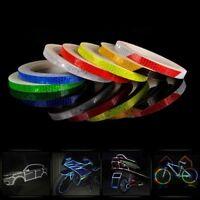8M Reflektierende Autoaufkleber Aufkleber Sticker Aufkleber-Roll PVC für Auto _