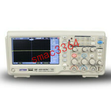 """ATTEN ADS1102CML 100Mhz Digital Oscilloscope Scope 7""""LCD DSO Memory upto 2Mpts"""