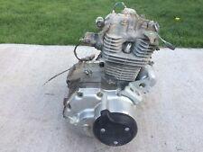 1982 1983 Honda ATC200E ATC 200 E Big Red Engine complete W starter recoil pull