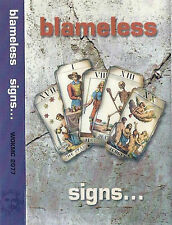 BLAMELESS SIGNS CASSETTE SINGLE 3TRACK ALTERNATIVE INDIE BRITPOP CHINA RECORDS