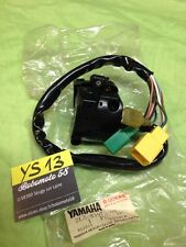 Yamaha 2L5-83973-00 RD50 RD 50 2L5 commodo , switch handle NOS