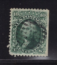 US Stamp #68 Used Very Fine ++ Sound - See pics!
