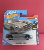 HOT WHEELS - FAST AND FURIOUS - 15 MERCEDES AMG GT - VOITURE - 2019 - R 5424