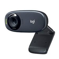 Logitech C310 HD-Webcam für Videogespräche und Videoaufnahmen