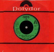 """Paul Evans(7"""" Vinyl)Hello, This Is Joannie-VG/Ex"""