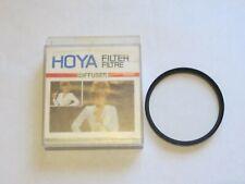 Hoya 55 mm Diffuser Screw-in Filter Used in Original Case