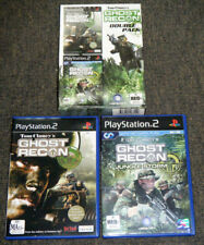 Mint NOS Playstation 2 PS2 Double Pack Game - Ghost Recon / Jungle Storm