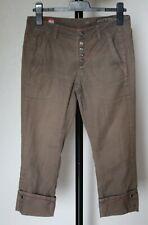 MARITHE ET FRANCOIS GIRBAUD_Superbe pantalon 7/8_T.38_BE