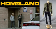 HOMELAND - Amy Hargreaves (as Maggie) screen worn shirt jacket pants shoes & COA