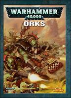 Games Workshop Warhammer 40K Codex Orks (4th Ed) VG+