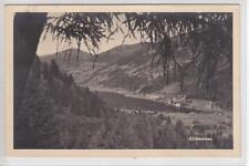 AK Afritz, Afritzersee, Foto-AK 1937