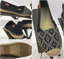 Sperry Katama Cape Slip On Shoes Sz 6 M Women Black Tribal Print NWOT YGI M