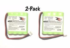 2-Pack Replacement Battery For Philips Pronto RC5400, RU980