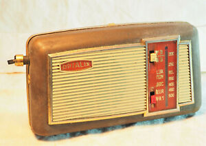 petite radio - transistor - Optalix - modèle Saint James