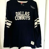 Dallas Cowboys Gridiron Classics - NFL Reebok - Long Sleeve Shirt
