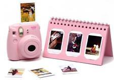Desktop Album For Fujifilm Instax  Mini 90 8 7s 25 Camera Film Pringo Photo Pink