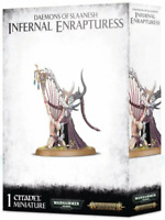 Infernal Enrapturess Herald of Slaanesh Warhammer 40K Age Sigmar Chaos Daemons