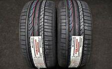2 New Bridgestone Potenza Re050a Rft 25535r18 90w Run Flat Tires 2553518 Fits 25535r18