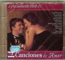 Especialmente Para Ti - 14 Canciones De Amor _ CD - NEW