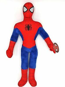 Marvel Peluche Spiderman 50 CM Hombre ARAÑA Spider- Man PELUCHE SPIDERMAN
