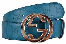 Gucci Women's Leather Belts