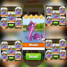 25x Nessie ### Coin Master Cards (Fastest Delivery)